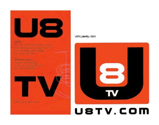 U8TV_identity