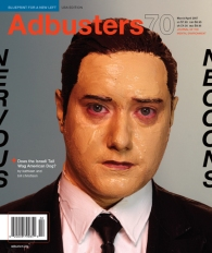 ADBUSTERS cover