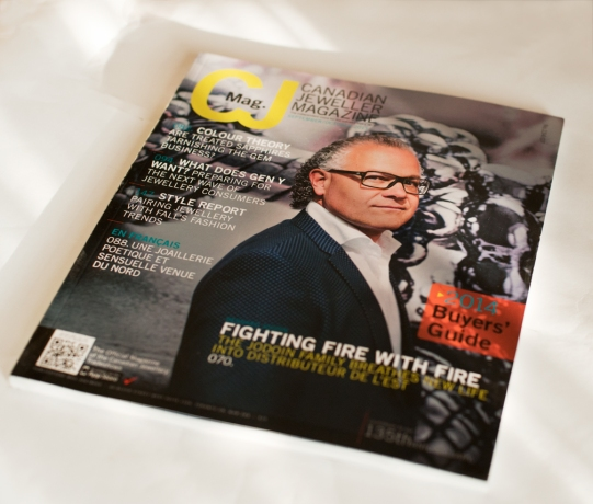CJ Magazine / Art Direction + ReDesign